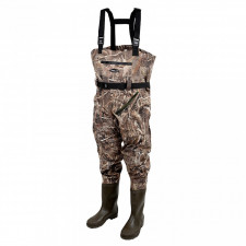 Prologic MAX5 nylo-stretch chest waders W/cleated sole. Jagt