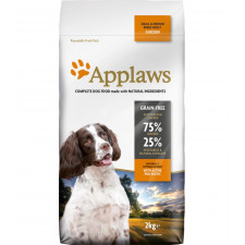 Applaws Kvalitets Hundefoder - Chicken Jagt