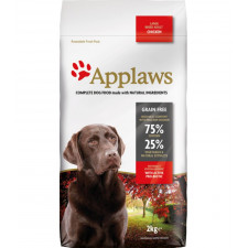 Applaws Kvalitets Hundefoder - Large Breed Jagt