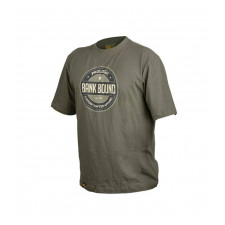 Pro Logic T-Shirt - Bank Bound Badge Tee Fiskeri