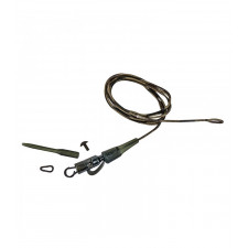 Prologic Safety Clip Quick Change Swivel Hollow Leader